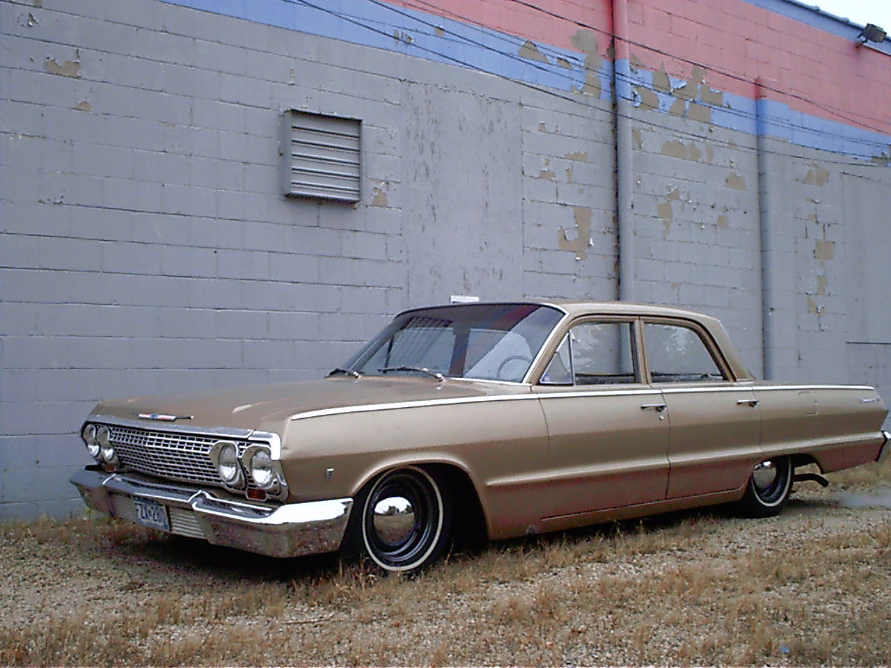 1960 Chevy Sedan Delivery For Sale | Autos Post